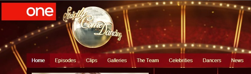 BBC strictly come dancing
