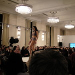 Kassi Kandolo swimwear Savita Kaye House of ikons London 2016 LFW