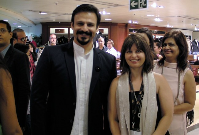 Vivek Oberoi IIFA 2016 Madrid Press Conference Journalism News network