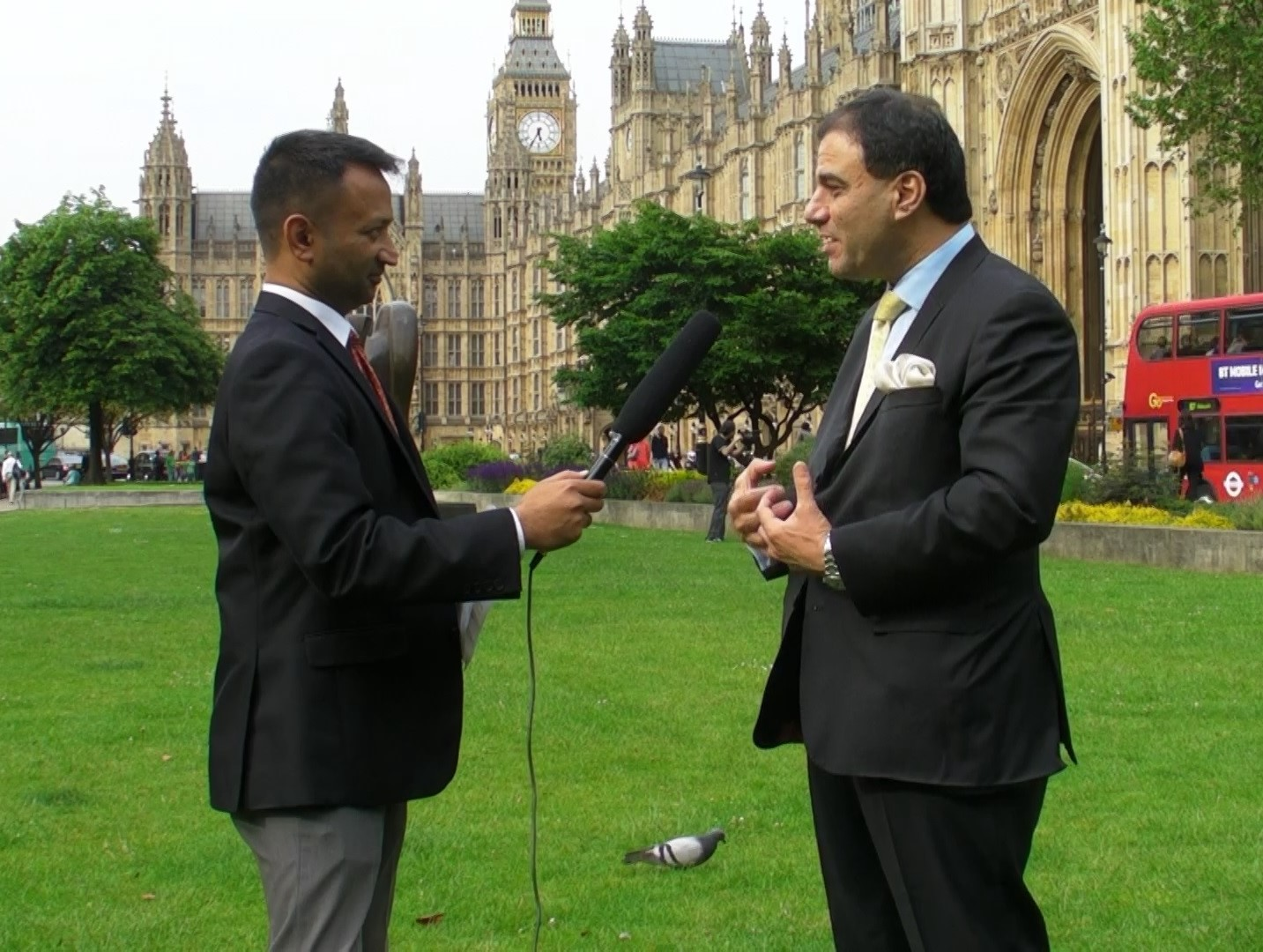 Lord Bilimoria interview brexit