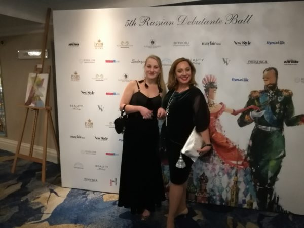 Russian Debutante Ball London coverage by Journalism News Network