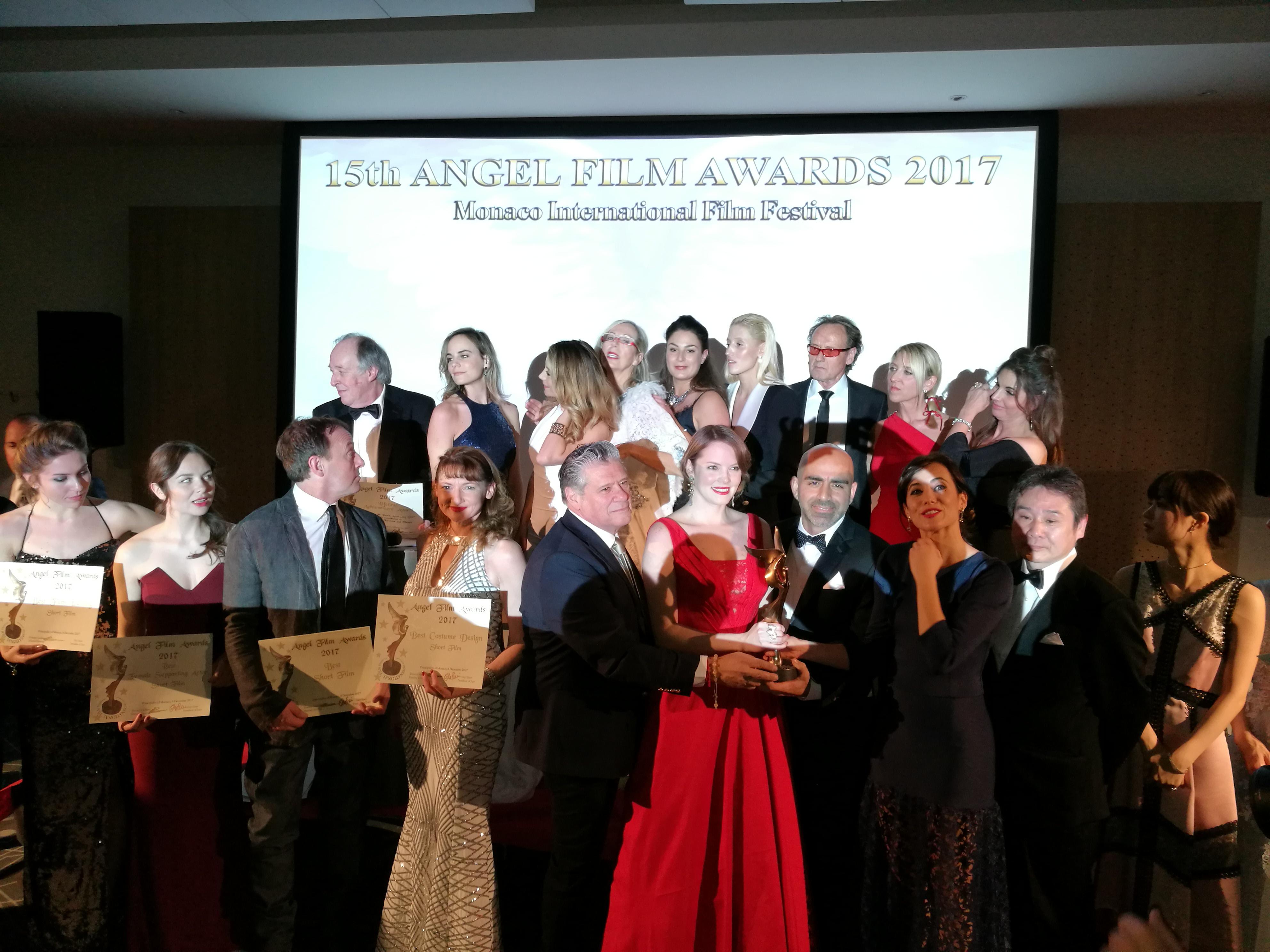 Angel Film Awards 2017 Monaco coverage by Journalism News Network
