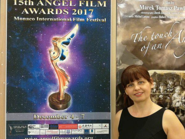 Barbara Tomasik at Monaco International Film Festival highlights coverage by Journalism News Network