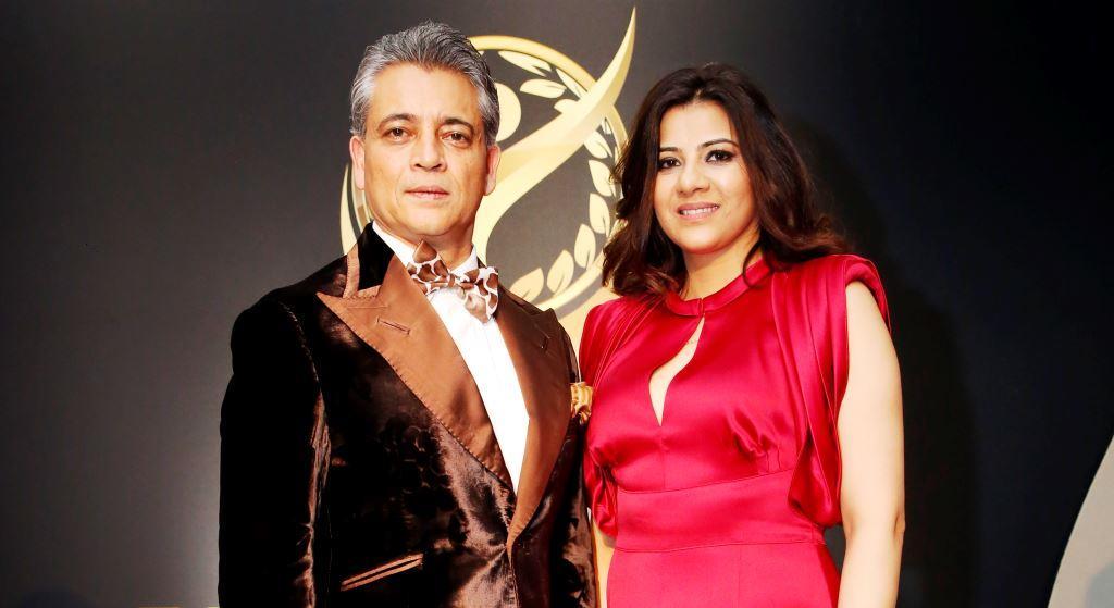 Tarun Ghulati & Preeti Rana