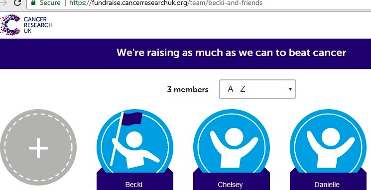 Becki Long to lead GLL (Better) Hammersmith fundraising campaign for Cancer Research UK